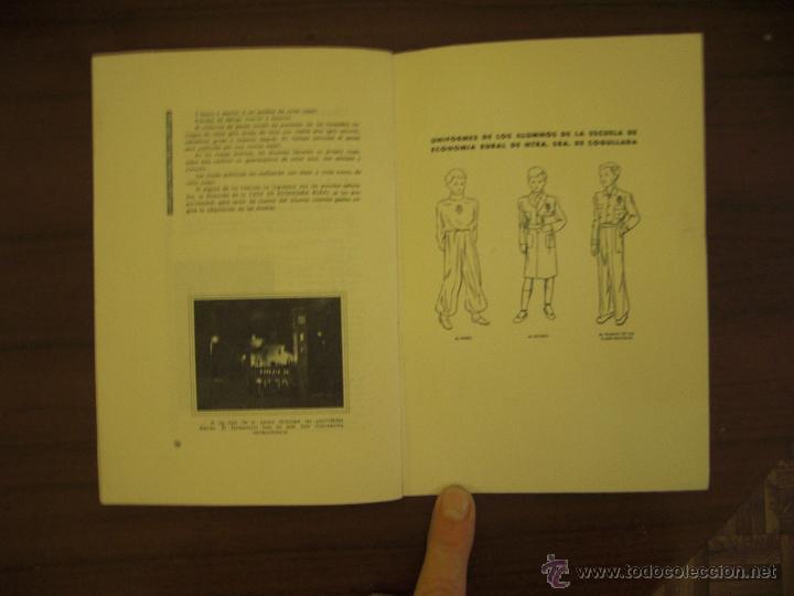 Libros: LA CASA DE ECONOMIA RURAL DE NUESTRA SEÑORA DE COGULLADA-ZARAGOZA 1955 - Foto 4 - 47992049