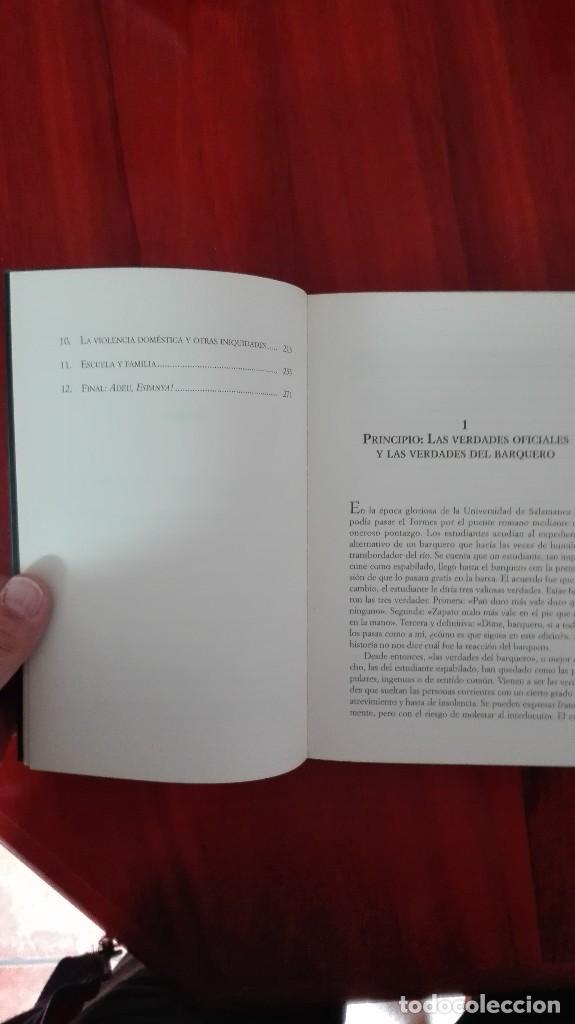 Libros: Escritos contra corriente Amando de Miguel - Foto 4 - 86101344