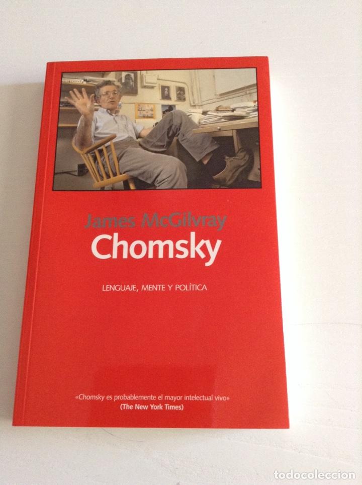 CHOMSKY (JAMES MCGILVRAY) (Libros Nuevos - Humanidades - Sociología)