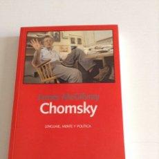 Libros: CHOMSKY (JAMES MCGILVRAY). Lote 86710560