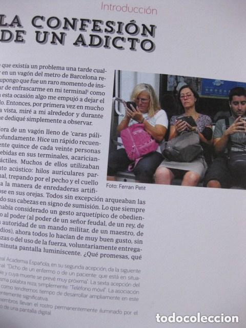 Libros: Sal de la Máquina: cómo superar la adicción a las nuevas tecnologías (Sergio Legaz, Miguel Brieva) - Foto 5 - 90707285