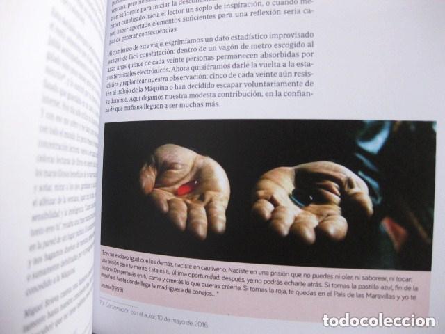 Libros: Sal de la Máquina: cómo superar la adicción a las nuevas tecnologías (Sergio Legaz, Miguel Brieva) - Foto 12 - 90707285