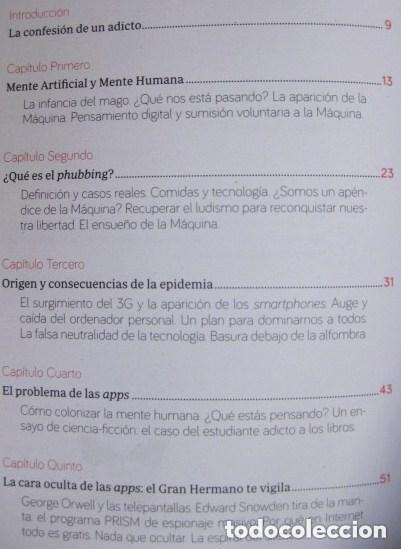 Libros: Sal de la Máquina: cómo superar la adicción a las nuevas tecnologías (Sergio Legaz, Miguel Brieva) - Foto 3 - 90707315
