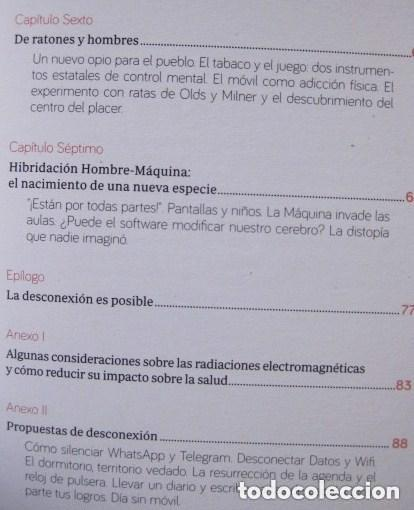 Libros: Sal de la Máquina: cómo superar la adicción a las nuevas tecnologías (Sergio Legaz, Miguel Brieva) - Foto 4 - 90707315