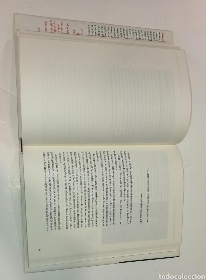 Libros: Libro El viaje al amor Eduardo Punset - Foto 4 - 99688735