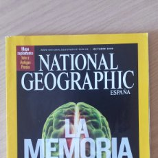 Libros: NATIONAL GEOGRAPHIC. OCTUBRE 2008. Lote 110027754