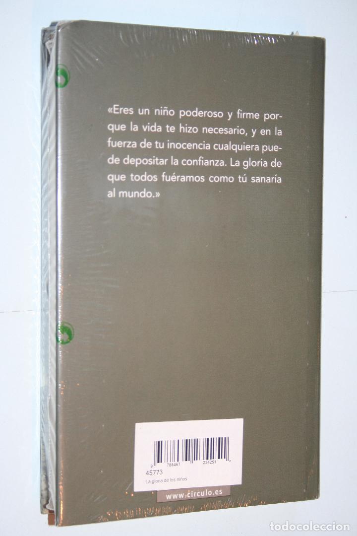 Libros: LA GLORIA DE LOS NIÑOS (Luis Mateo Díez) *** CIRCULO LECTORES *** PRECINTADO - Foto 2 - 121167727