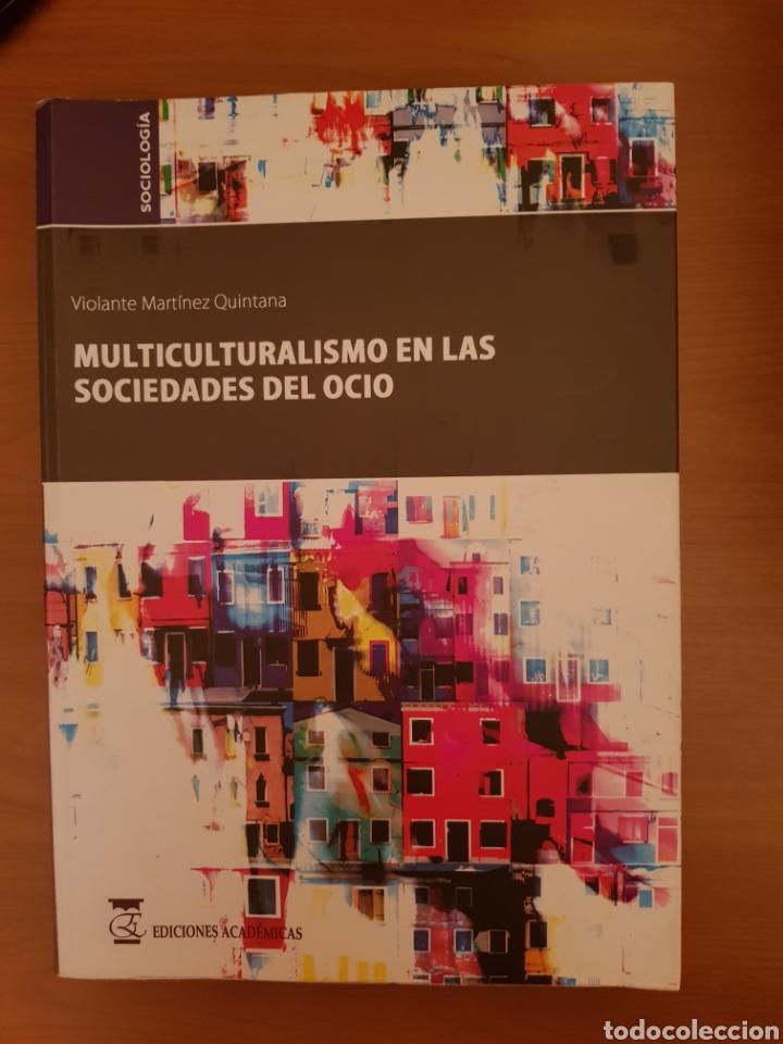 MULTICULTURALISMO EN LAS SOCIEDADES DEL OCIO (Libros Nuevos - Humanidades - Sociología)