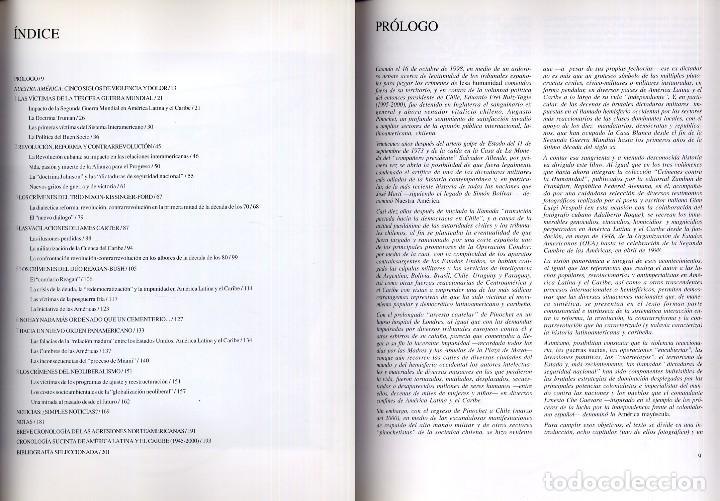 Libros: SUÁREZ. Los Rostros de Abel. América Latina y el Caribe. Medio siglo de Crimen e Impunidad... 2001. - Foto 4 - 136003782