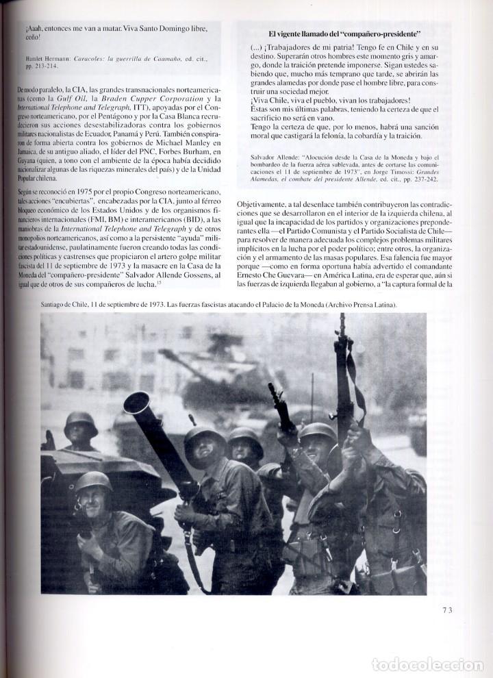 Libros: SUÁREZ. Los Rostros de Abel. América Latina y el Caribe. Medio siglo de Crimen e Impunidad... 2001. - Foto 5 - 136003782