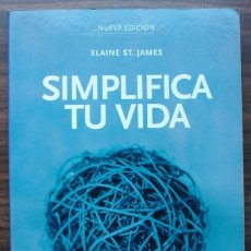 Bücher - SIMPLIFICA TU VIDA. ELAINE ST. JAMES. - 141125366