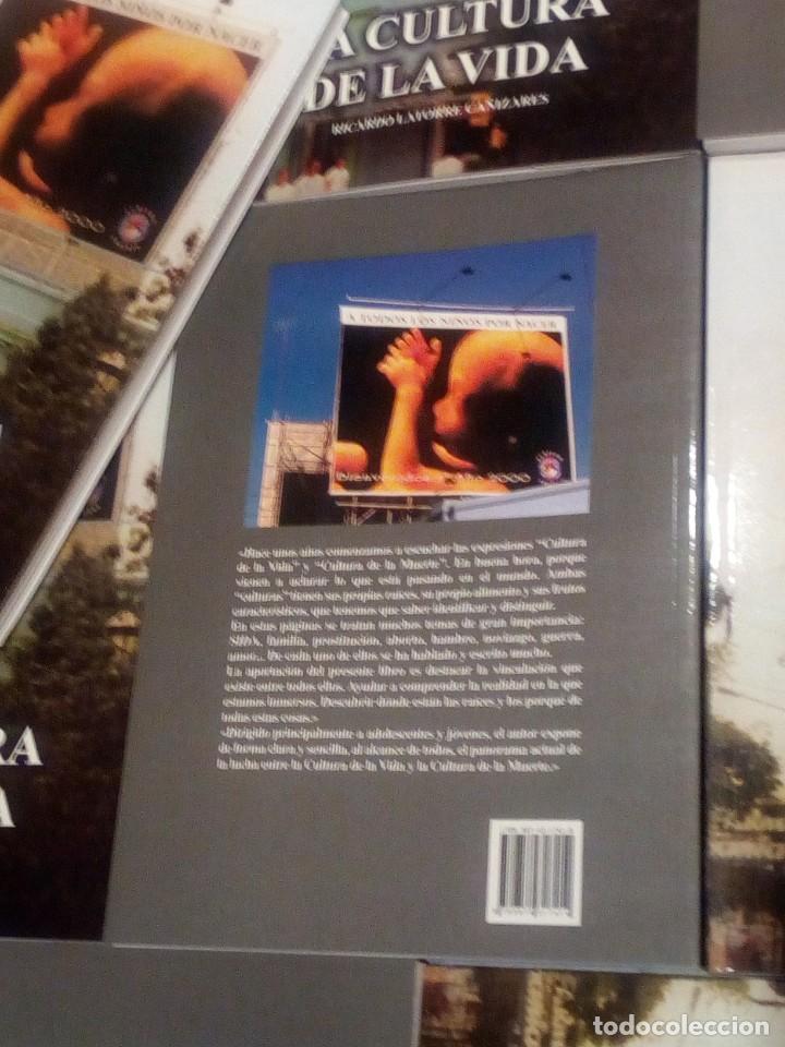 Libros: La cultura de la vida - Foto 2 - 154330616