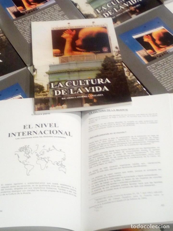 Libros: La cultura de la vida - Foto 4 - 154330616