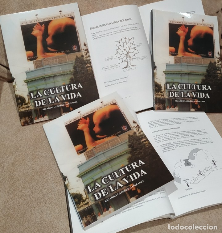 Libros: La cultura de la vida - Foto 8 - 154330616