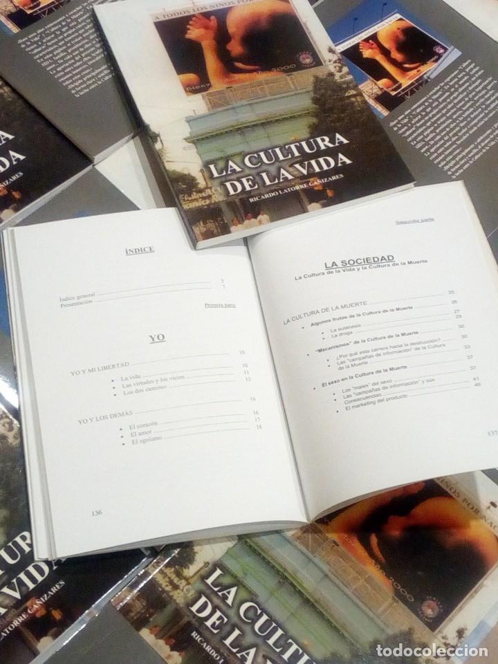 Libros: La cultura de la vida - Foto 5 - 154331296
