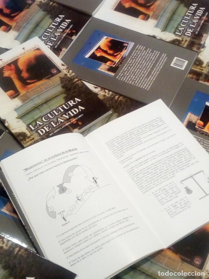 Libros: La cultura de la vida - Foto 7 - 154331296