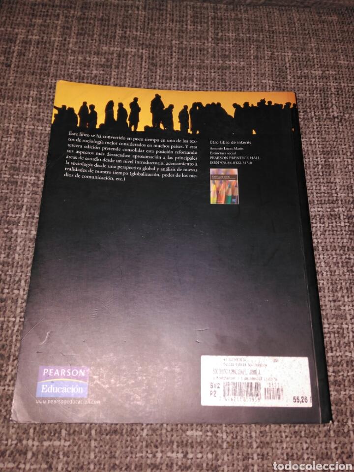 Libros: Sociología Pearson - Foto 2 - 154873298