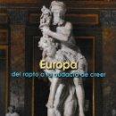 Libros: EUROPA, DEL RAPTO A LA AUDACIA DE CREER (LYDIA JIMÉNEZ) F.U.E. 2019. Lote 158590978