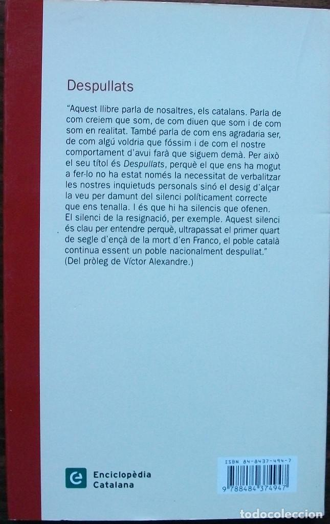 Libros: DESPULLATS. VICTOR ALEXANDRE, JOEL JOAN - Foto 2 - 159714326