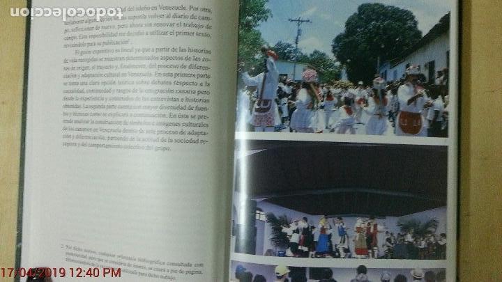 Libros: LOS CANARIOS EN VENEZUELA - CARMEN ASCANIO SÁNCHEZ - CENTRO DE LA CULT.POPULAR CANARIA- AÑO 2002 - Foto 5 - 144546862