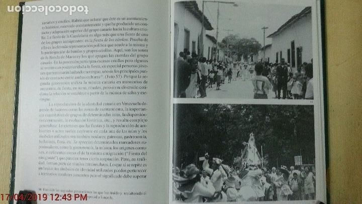 Libros: LOS CANARIOS EN VENEZUELA - CARMEN ASCANIO SÁNCHEZ - CENTRO DE LA CULT.POPULAR CANARIA- AÑO 2002 - Foto 9 - 144546862