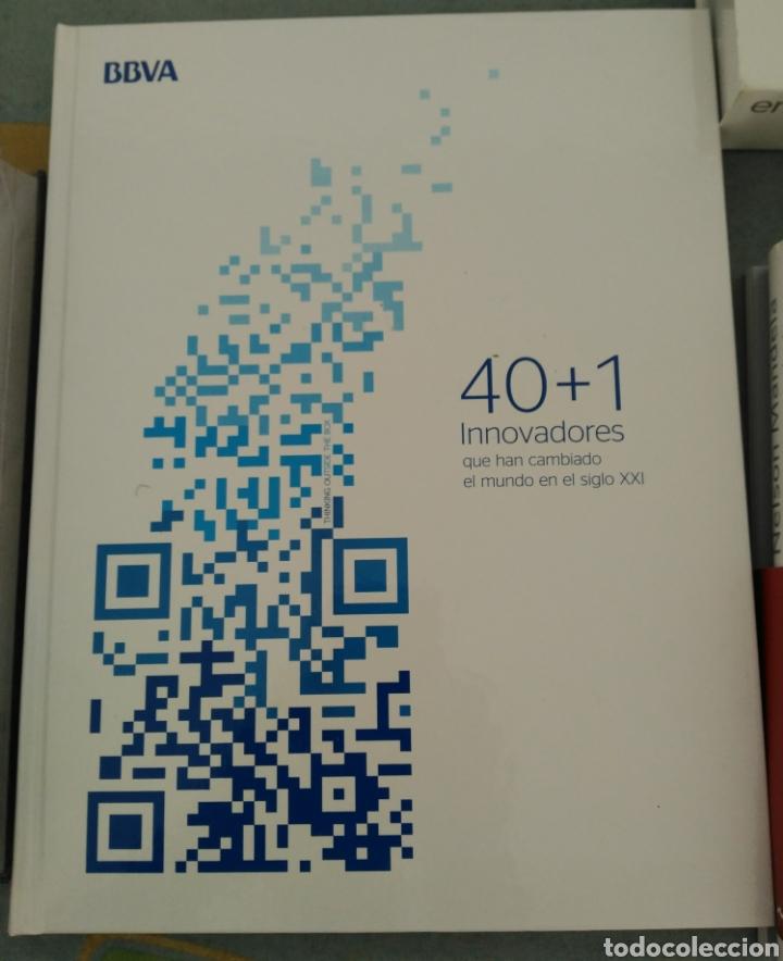 40 + 1 INNOVADORES QUE HAN CAMBIADO EL MUNDO EN EL SIGLO XXI. BBVA Y ANAYA (Libros Nuevos - Humanidades - Sociología)