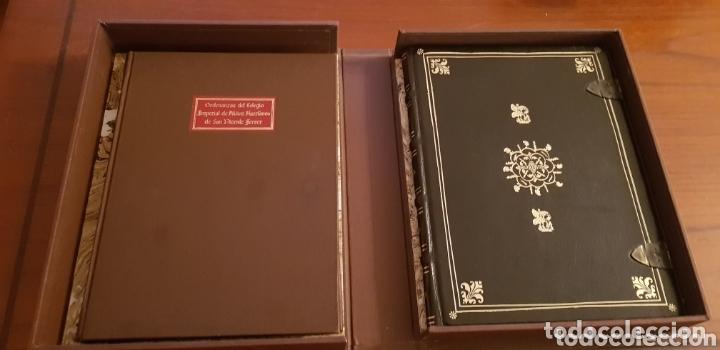ORDENANZAS DEL COLEGIO IMPERIAL DE NIÑOS HUERFANOS DE SAN VICENTE FERRER. (Libros Nuevos - Humanidades - Sociología)