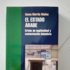 Libros: EL ESTADO ARABE. Lote 173534509