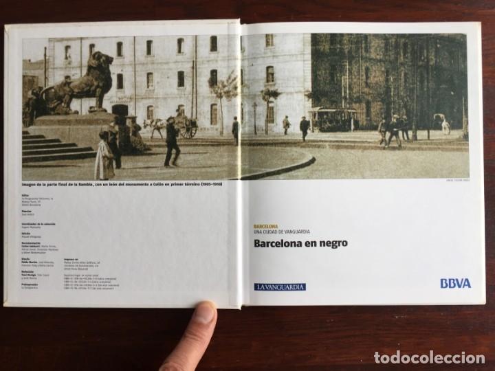 Libros: Barcelona en negro. Los sucesos que han conmocionado a los barceloneses. De la pena de muerte a viol - Foto 2 - 178897830
