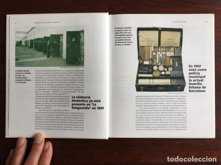Libros: Barcelona en negro. Los sucesos que han conmocionado a los barceloneses. De la pena de muerte a viol - Foto 4 - 178897830