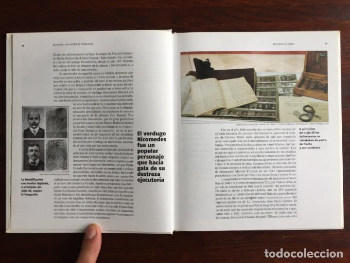 Libros: Barcelona en negro. Los sucesos que han conmocionado a los barceloneses. De la pena de muerte a viol - Foto 5 - 178897830