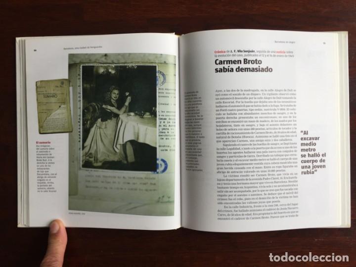 Libros: Barcelona en negro. Los sucesos que han conmocionado a los barceloneses. De la pena de muerte a viol - Foto 10 - 178897830
