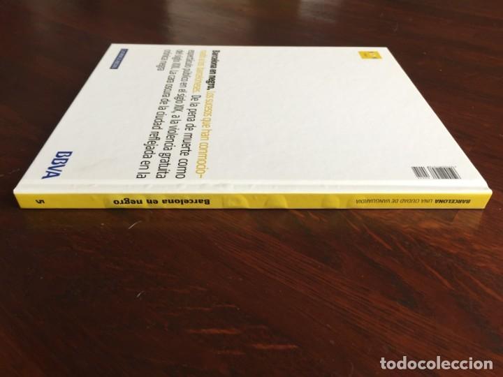 Libros: Barcelona en negro. Los sucesos que han conmocionado a los barceloneses. De la pena de muerte a viol - Foto 11 - 178897830