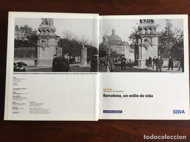 Libros: Barcelona un estilo de vida. Una crónica de la vida cotidiana de los barceloneses - Foto 2 - 179040246