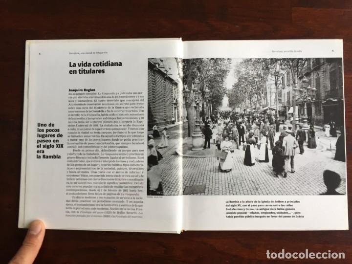 Libros: Barcelona un estilo de vida. Una crónica de la vida cotidiana de los barceloneses - Foto 3 - 179040246