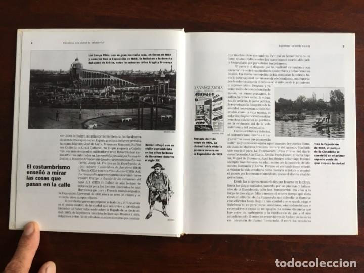 Libros: Barcelona un estilo de vida. Una crónica de la vida cotidiana de los barceloneses - Foto 4 - 179040246