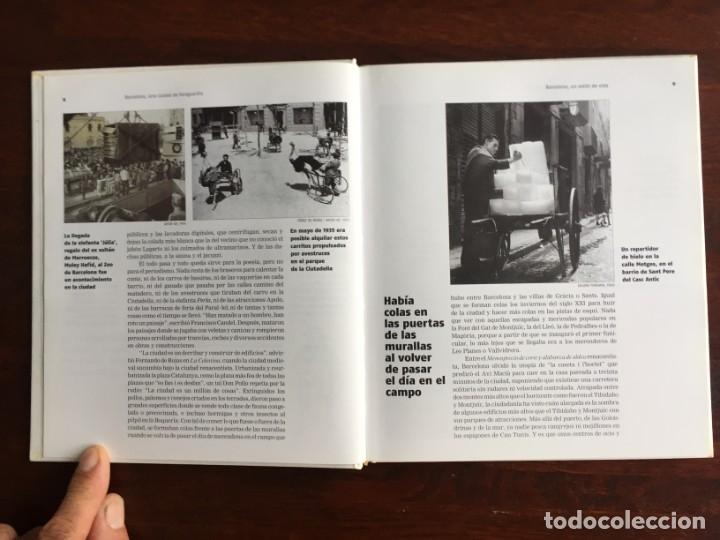 Libros: Barcelona un estilo de vida. Una crónica de la vida cotidiana de los barceloneses - Foto 5 - 179040246
