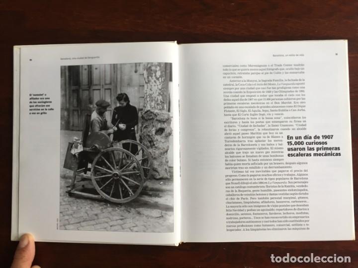 Libros: Barcelona un estilo de vida. Una crónica de la vida cotidiana de los barceloneses - Foto 6 - 179040246