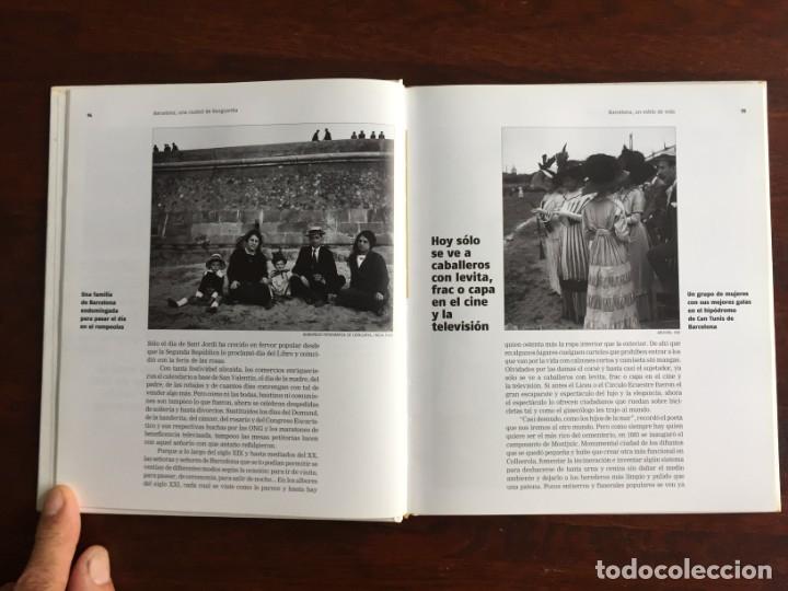 Libros: Barcelona un estilo de vida. Una crónica de la vida cotidiana de los barceloneses - Foto 7 - 179040246