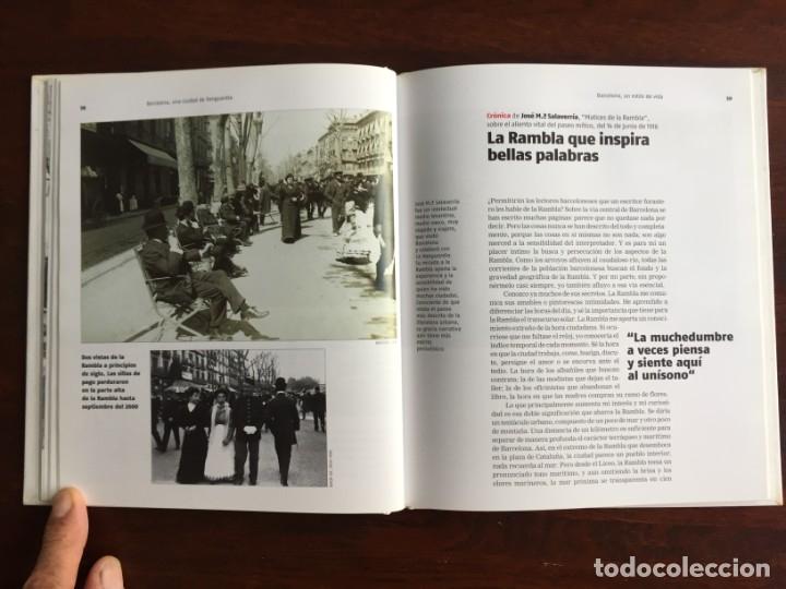 Libros: Barcelona un estilo de vida. Una crónica de la vida cotidiana de los barceloneses - Foto 11 - 179040246