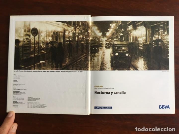 Libros: Nocturna y canalla Locales de ambientes de la vida nocturna de Barcelona La cara oculta de la ciudad - Foto 2 - 179042918