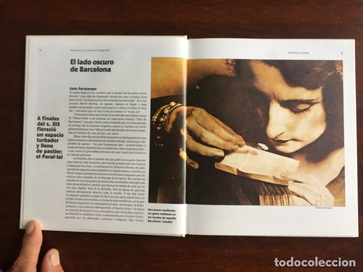 Libros: Nocturna y canalla Locales de ambientes de la vida nocturna de Barcelona La cara oculta de la ciudad - Foto 3 - 179042918