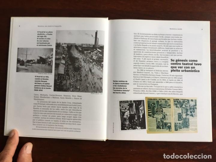 Libros: Nocturna y canalla Locales de ambientes de la vida nocturna de Barcelona La cara oculta de la ciudad - Foto 4 - 179042918