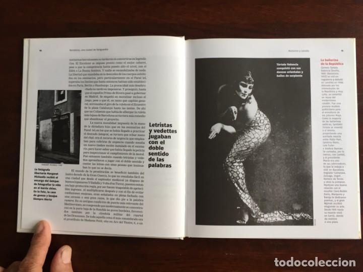 Libros: Nocturna y canalla Locales de ambientes de la vida nocturna de Barcelona La cara oculta de la ciudad - Foto 5 - 179042918