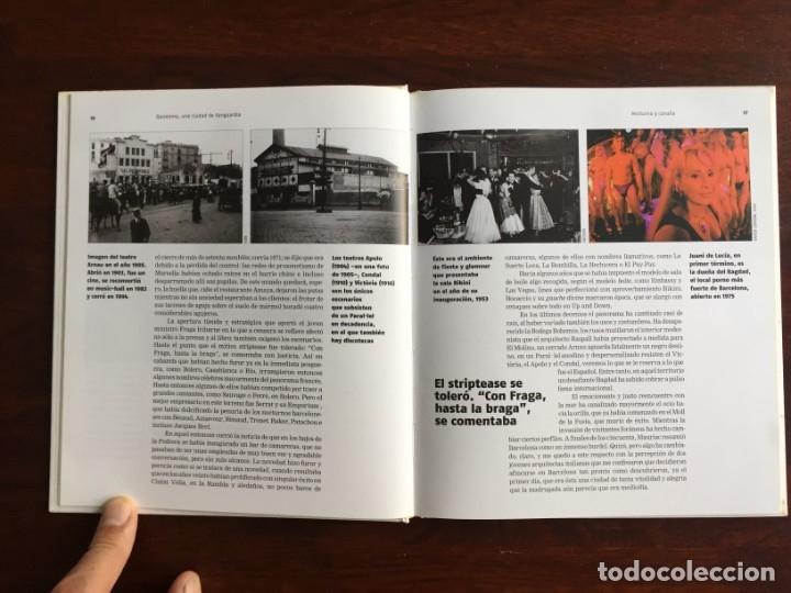 Libros: Nocturna y canalla Locales de ambientes de la vida nocturna de Barcelona La cara oculta de la ciudad - Foto 6 - 179042918