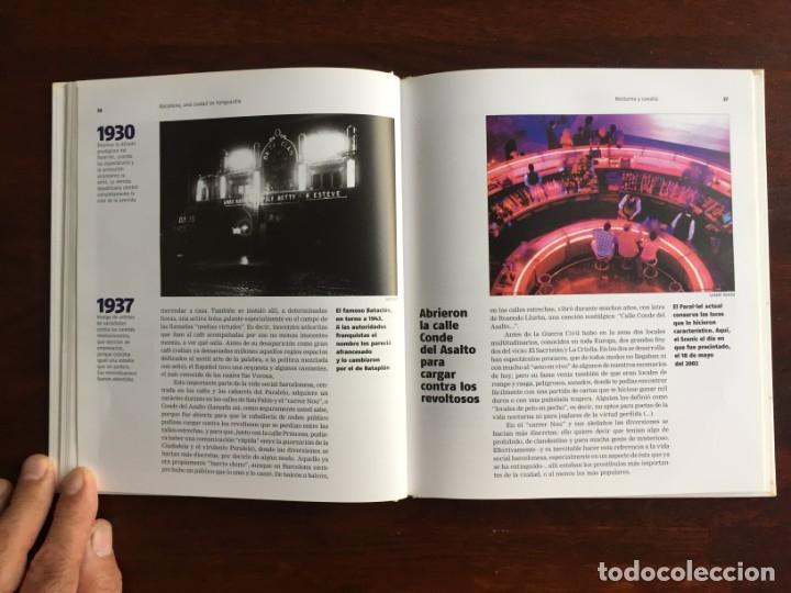 Libros: Nocturna y canalla Locales de ambientes de la vida nocturna de Barcelona La cara oculta de la ciudad - Foto 7 - 179042918