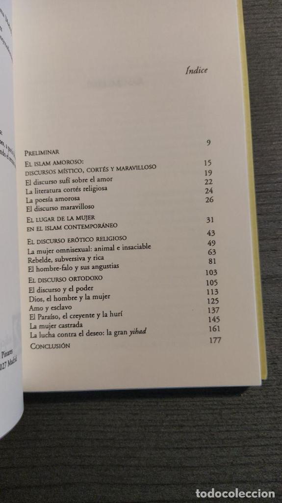 Libros: LA MUJER EN EL INCONSCIENTE MUSULMAN FATNA AIT SABBAH ORIENTE Y MEDITERRANEO - Foto 5 - 182304932