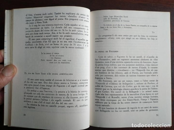 Libros: Mes gent que he conegut de Jaume Miravitlles. recull d´escrits en diverses publicacions catalanes - Foto 3 - 183497732