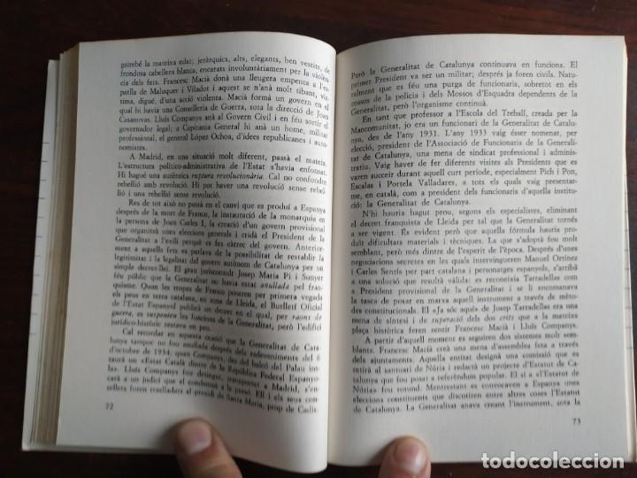 Libros: Mes gent que he conegut de Jaume Miravitlles. recull d´escrits en diverses publicacions catalanes - Foto 6 - 183497732