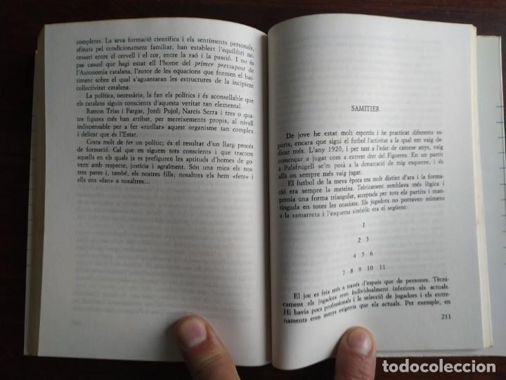 Libros: Mes gent que he conegut de Jaume Miravitlles. recull d´escrits en diverses publicacions catalanes - Foto 10 - 183497732